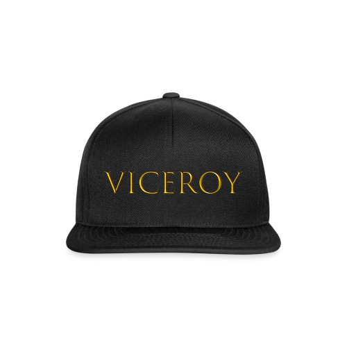 Viceroy Gold - Snapback Cap