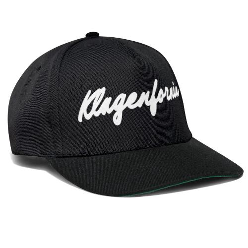 klagenfornia classic - Snapback Cap