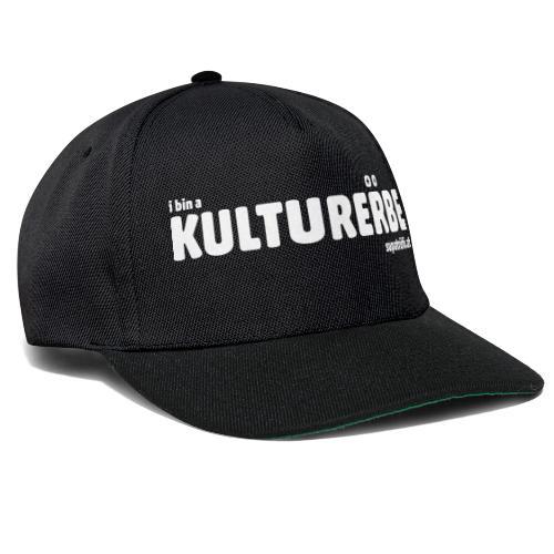 supatrüfö KULTURERBE - Snapback Cap