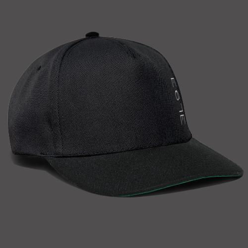 E67E Kollektion - Snapback Cap