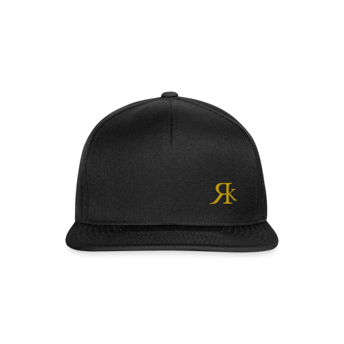 ReKreation. Gold - Snapback Cap