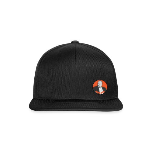 ORANGE paparexlogo - Snapback Cap