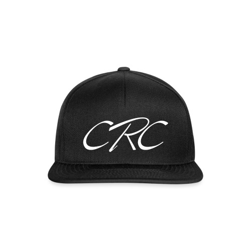 Letters White png - Snapback Cap