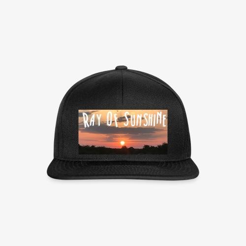 Ray of sunshine - Snapback Cap