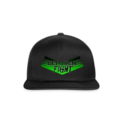 LET THEM FIGHT - Snapback Cap