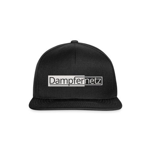 Dampfernetz Logo - Snapback Cap