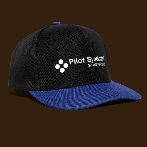 Pilot Syndicate 4 - Snapback Cap