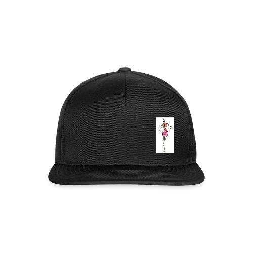 sketch - Snapback Cap