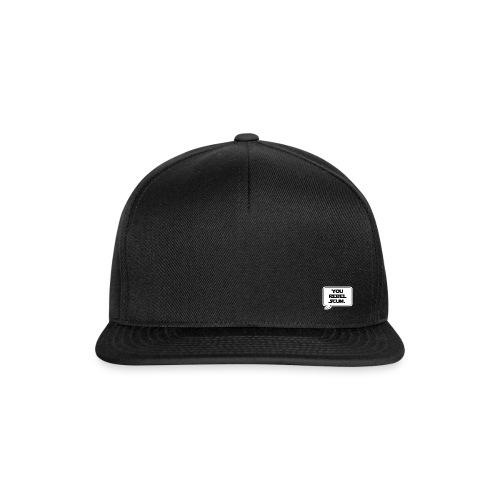 Rebel Scum - Snapback cap