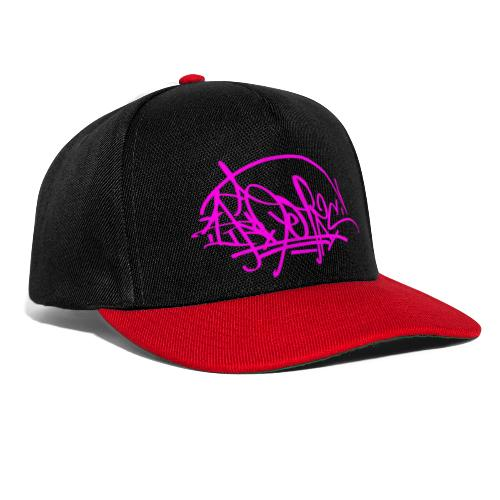 prc ikon rose tag - Casquette snapback
