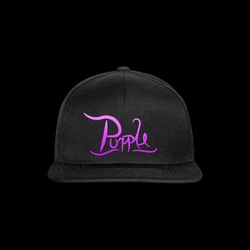 PurpleDesigns - Snapback Cap