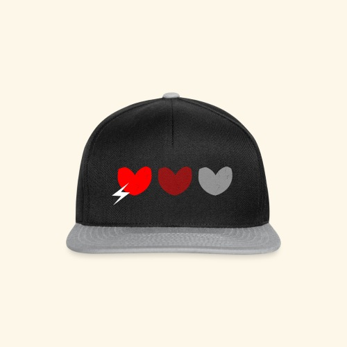 3hrts - Snapback Cap
