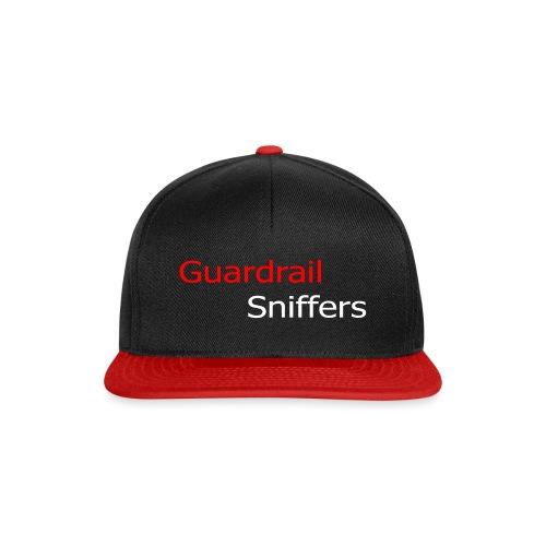 GS Logo lang - Snapback Cap