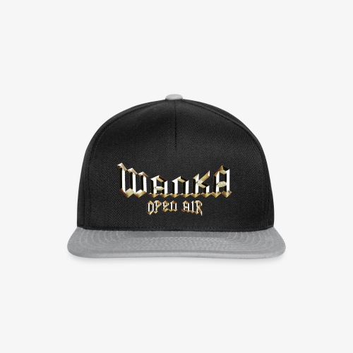 Logo Oficial Wanka Open Air - Gorra Snapback