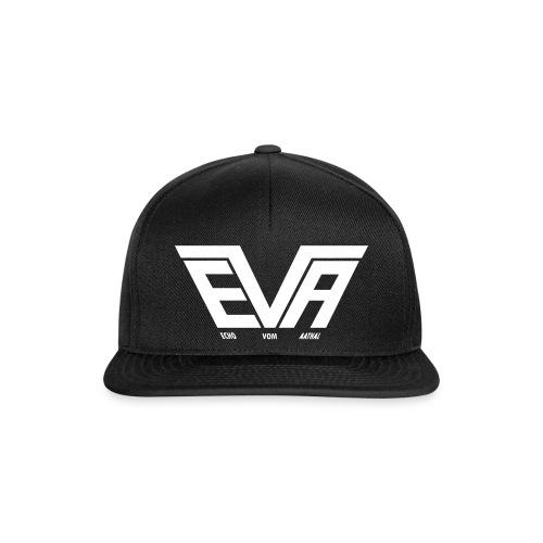 EVA Logo FB 01fürPfade - Snapback Cap