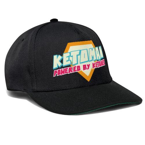 Keto Shirt Mann Diät - Snapback Cap