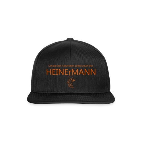 heiner - Snapback Cap