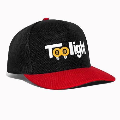 toolight on - Snapback Cap