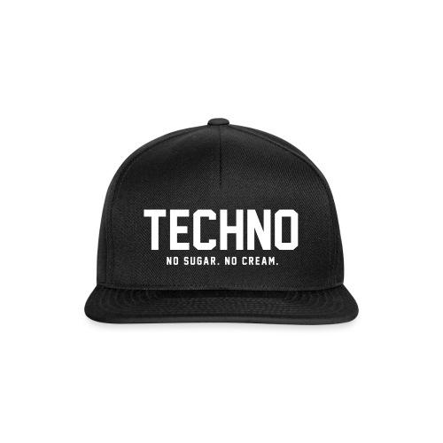 Dark Techno - Snapback Cap