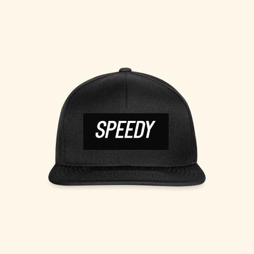 Speedy - Snapback Cap