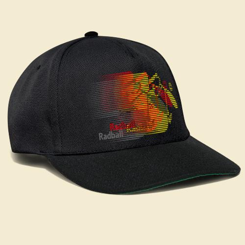 Radball | Earthquake Germany - Snapback Cap