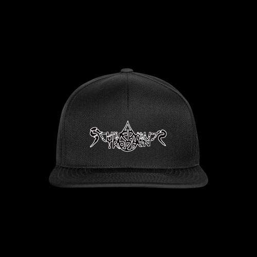 Schwermutstropfen Logo - Snapback Cap