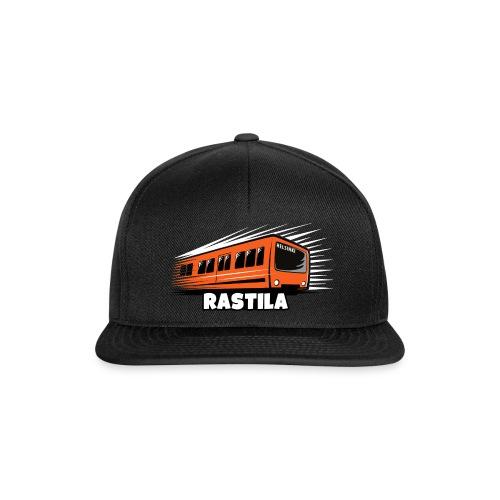 RASTILA Helsingin metro t-paidat, vaatteet, lahjat - Snapback Cap