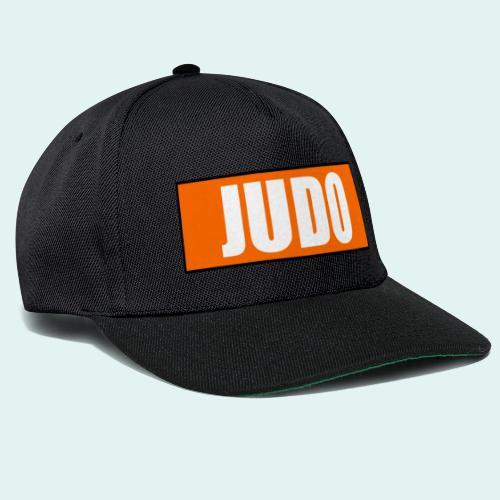 Judo Orange 5. Kyu - Snapback Cap