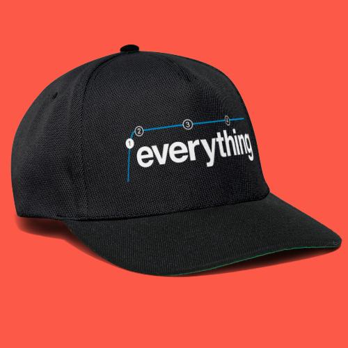 Lowcut Everything - Snapback Cap
