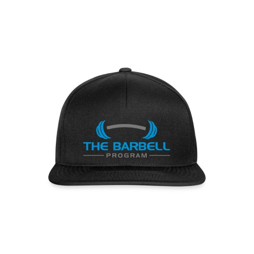 The Barbell Program - Snapback Cap