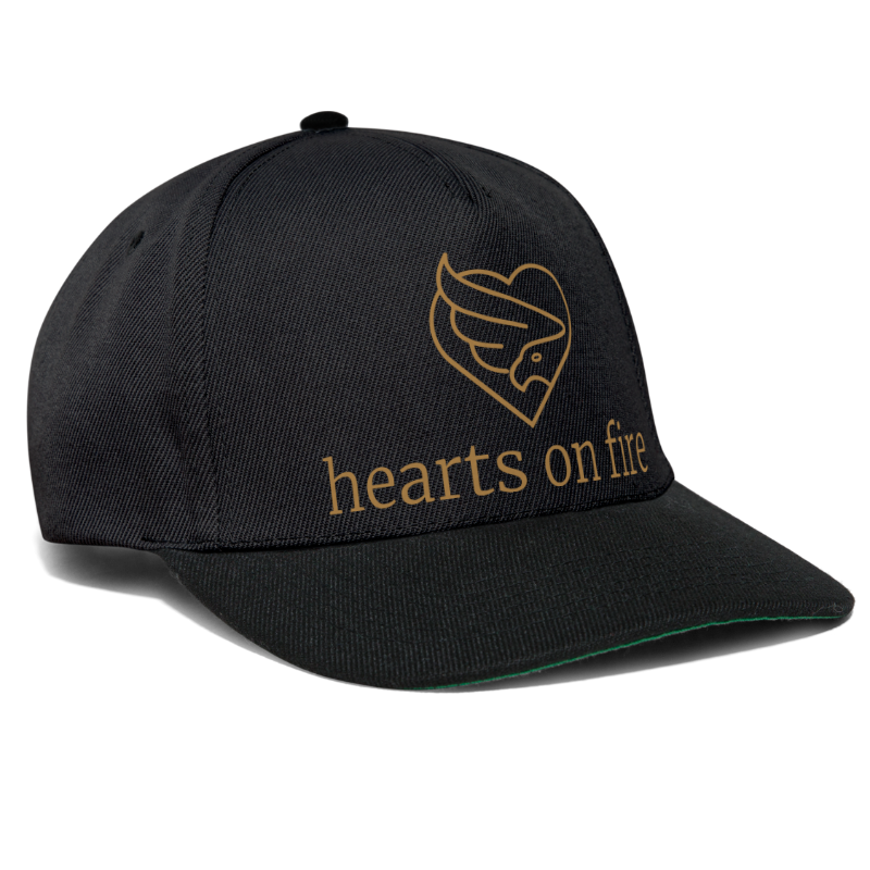 hearts on fire Signature - Snapback Cap
