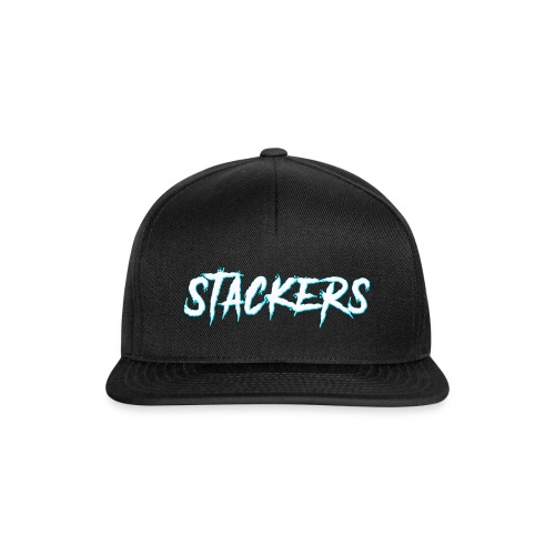 STACKERS (Blue) - Snapback Cap
