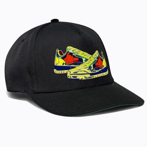 sneakers - Snapback Cap