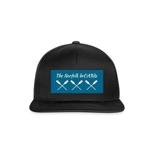 The Norfolk BrOARds Supporter Shop - Snapback Cap