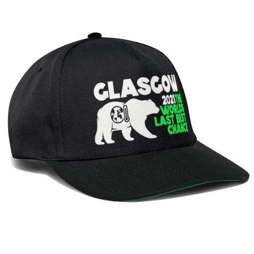 Last Best Chance - Glasgow 2021 - Snapback Cap