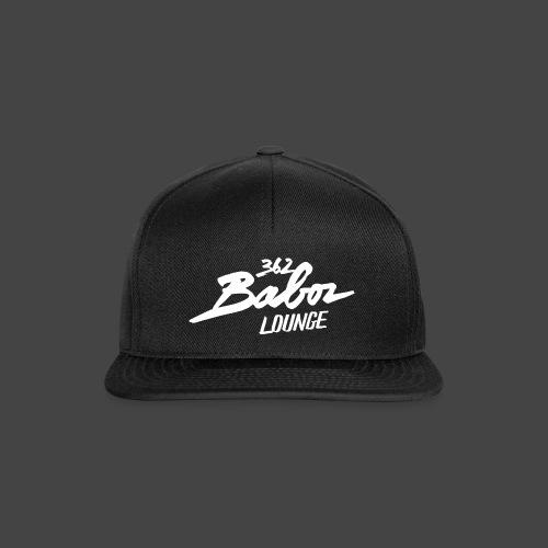 362-Baboz-LOUNGE - Snapback Cap