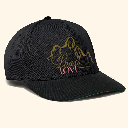 LhasaLove - Snapback Cap