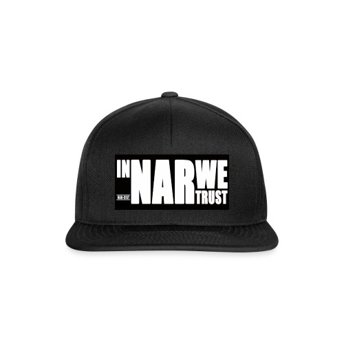 In NAR We Trust - Snapback cap