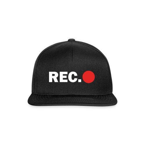 Cameraman Cap - Snapback cap
