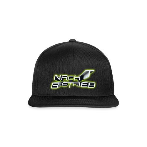 Nacht Betrieb Logo - NoFB - Snapback Cap
