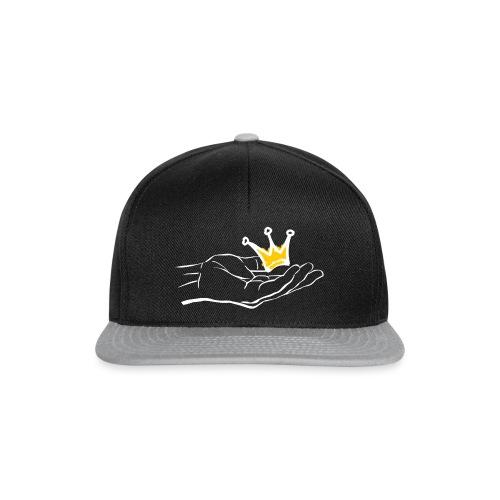 Cap hand krone png - Snapback Cap