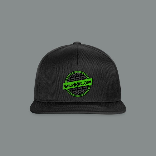 Logo Button shrinked - Snapback Cap