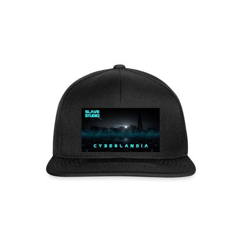 Cyberlandia - Snapback Cap