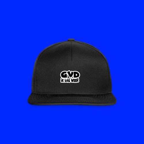 GVD ik lag weer - Snapback cap