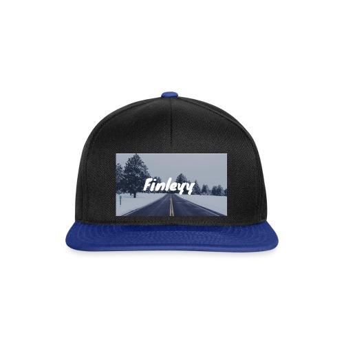 Finleyy - Snapback Cap
