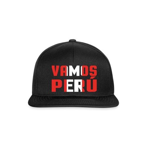 WM Peru - Snapback Cap