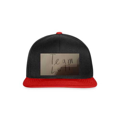 Team Luti - Snapback Cap