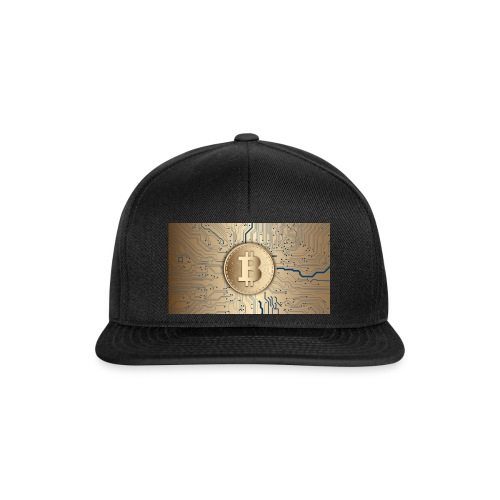 bitcoin 3089728 1920 - Snapback Cap