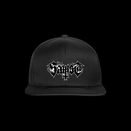 Sämst logo black - Snapbackkeps