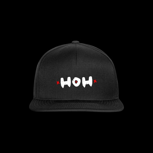HOH Letters - Snapback Cap